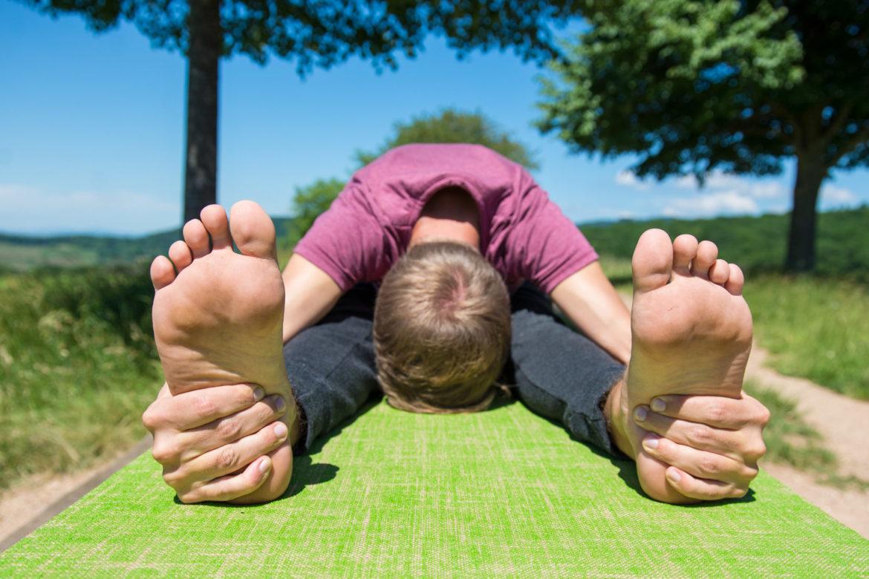 Yoga Männer