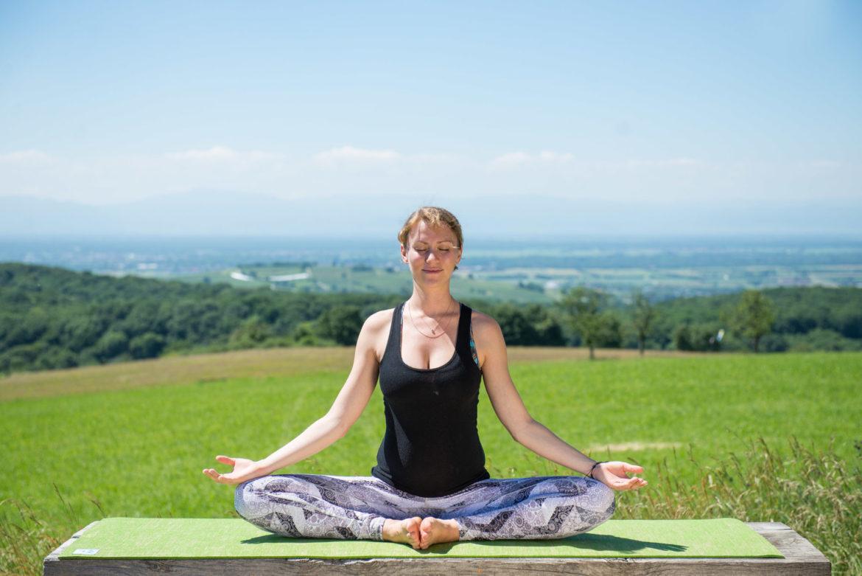 Yogakurs Buggingen-Seefelden