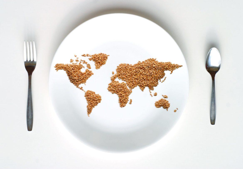 Umwelt - vegane Ernährung